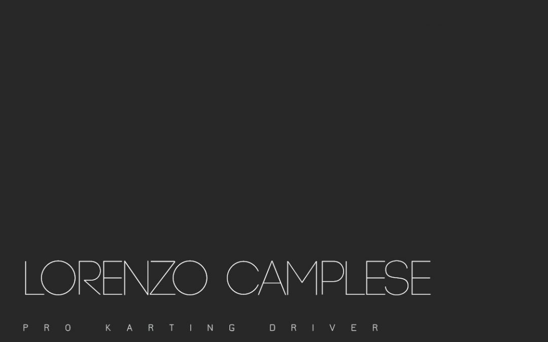 Lorenzo Camplese Pro Driver